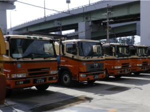 生コンクリート輸送2