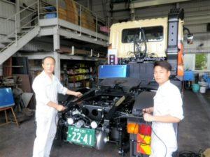 自動車整備1